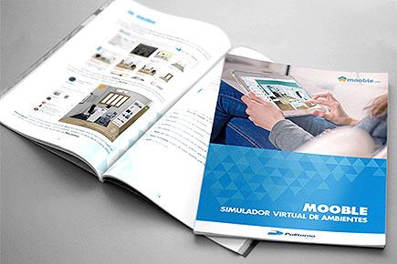 POLITORNO MÓVEIS | E-book Mooble - Simulador Virtual de Ambientes